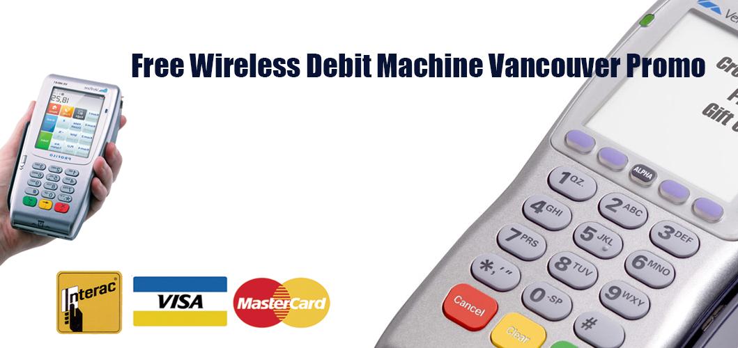 wireless visa machine