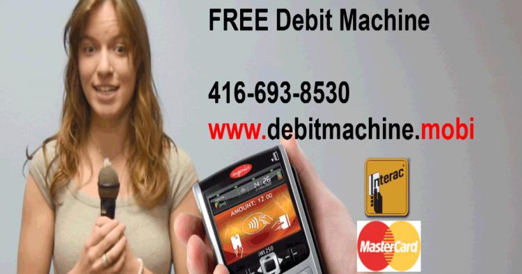 Free Debit Machine Vancouver